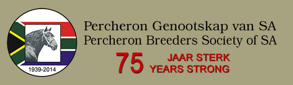 Percheron Telersgenootskap | Percheron Breeders Society